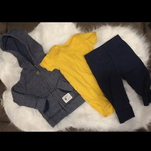 Carters baby boy outfit 12 months